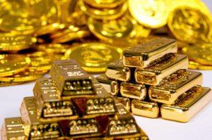 Penge guld