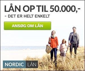 Nordiclån i Danmark