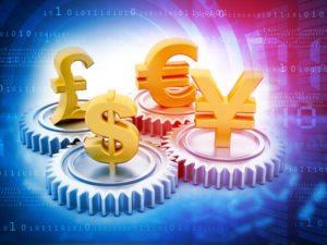 sammenlign valuta