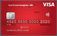 Bank Norwegian Danmark kreditkort