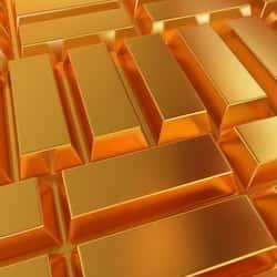 handler med guld barre