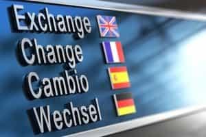 valuta omregning