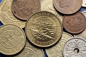 DER Privat Finans mønter