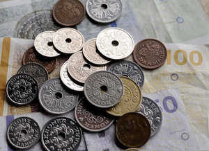 Alfalån penge