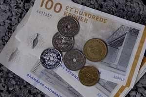 billige lån med nemid mønter og sedler
