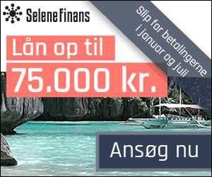 Selene Finans - Lån op til 75.000 kr.