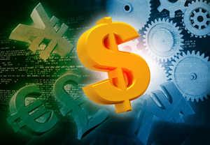 valutaberegner fra én møntfod til en anden let valutaomregning