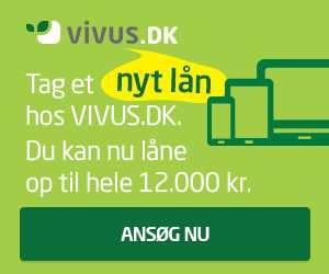 Vivus rentefrit lån i 30 dage