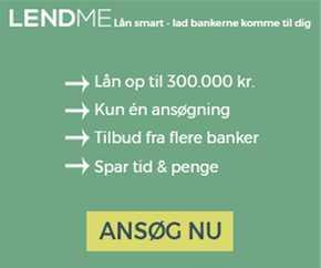 lendme lån penge