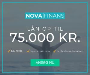 Novafinans lån