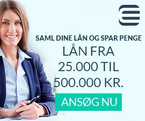 Ellafinans lån fra 25000 - 500000