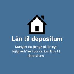 Lån til depositum