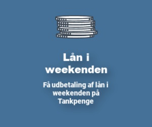 Lån i weekenden