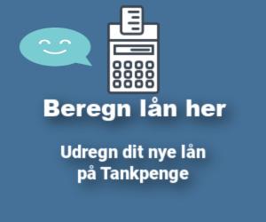 Beregn lån - Lav din udregning her